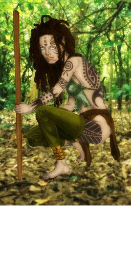 Wild Elf Zyanya
